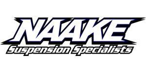 NAAKE Suspension Specialists logo